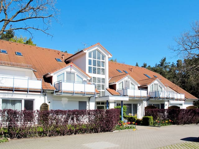 45 m² Apartment Appartementhaus Glowe for 3 persons
