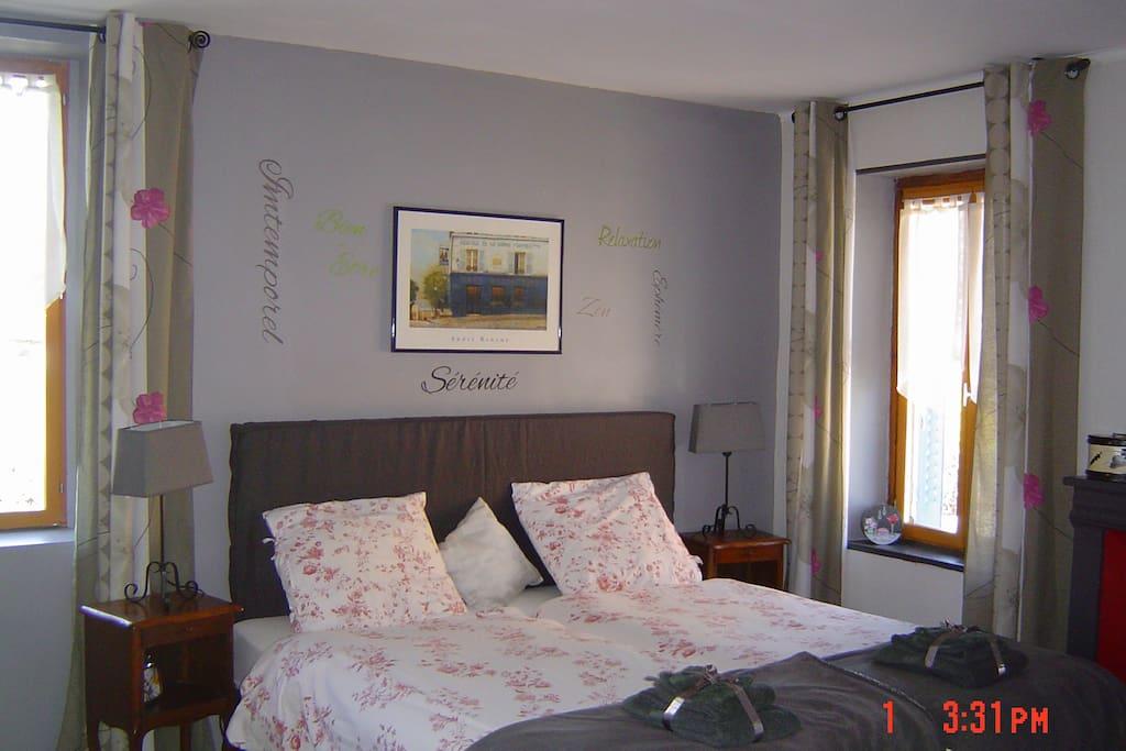 Chambre et table d hote maison d 39 h tes louer for Chambre d hote auvergne