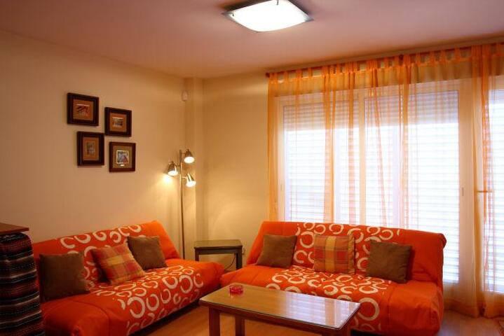 Villa con Piscina 50m de mar WiFi 1 - San Carlos de la Rapita -  Alcanar playa - Huis