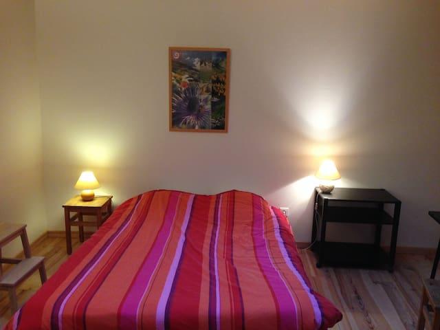 chambre sur route stations Savoie - Saint-Rambert-en-Bugey - Ház