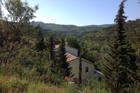 Tranquil and peaceful country home - Villebazy