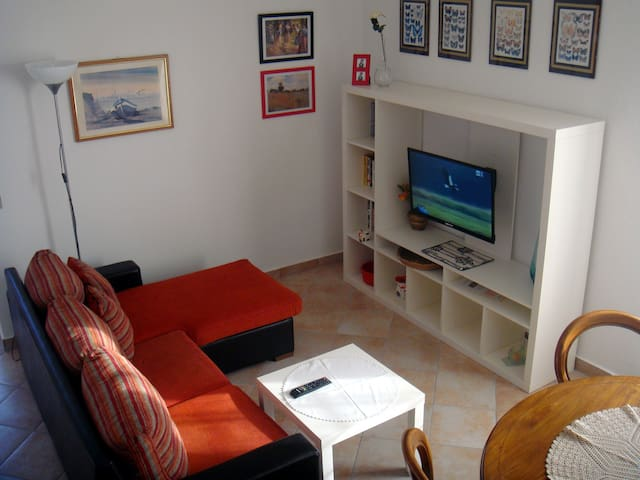 Bright one bed. apar. in Valceresio - Arcisate - Lejlighed