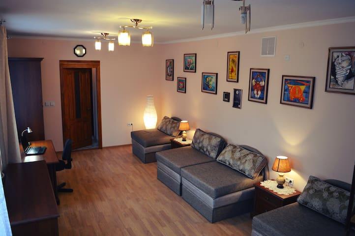 "Guest house ""ArtTrakt"" in Lviv"