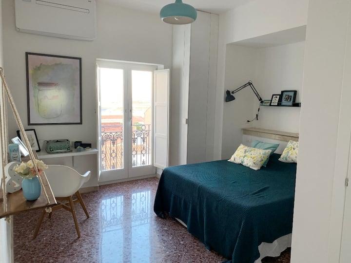 Casa VerbaVolant, camera N 3 Hermes,Ortigia