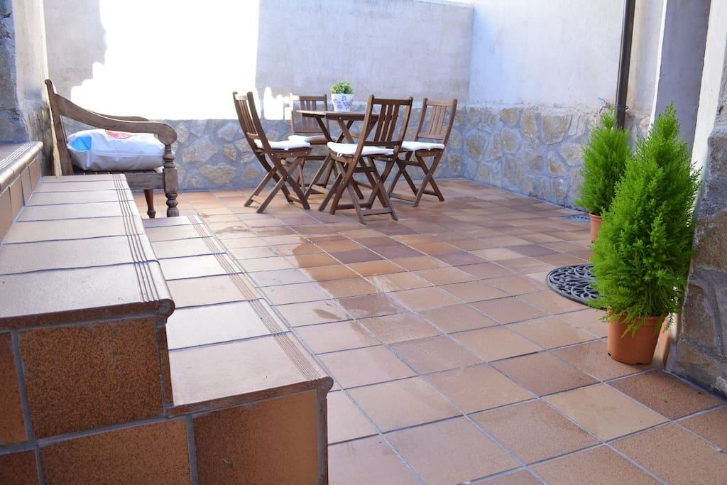 OTRA VISTA DEL PATIO
