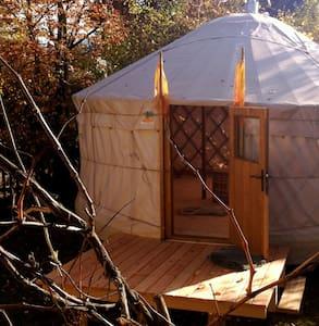 Die kleine mongolische Jurte  - Reinach - Yurt