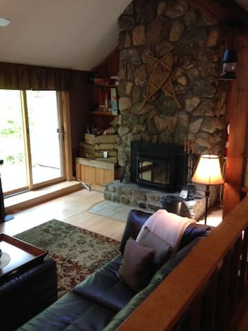 Cranmore Mtn Escape in the Heart of NH White Mtns. - Conway - Apartamento