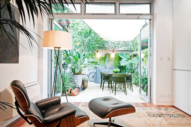 Stylish Surry Hills Terrace - Surry Hills - Huis