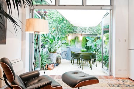 Stylish Surry Hills Terrace - Surry Hills - House