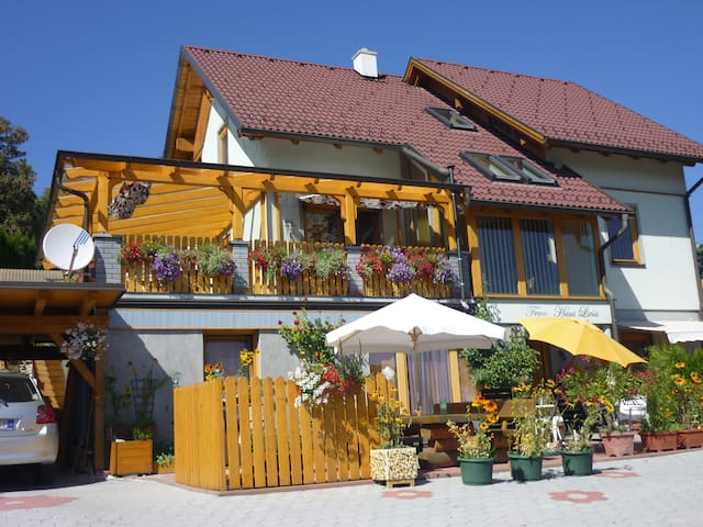 great apartment for up to 6 guests  - Agsdorf - Pis