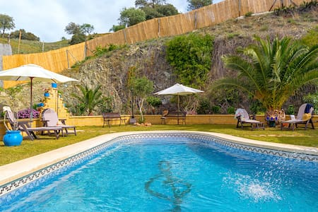 Villa with private pool + mini-golf - Carratraca - Villa