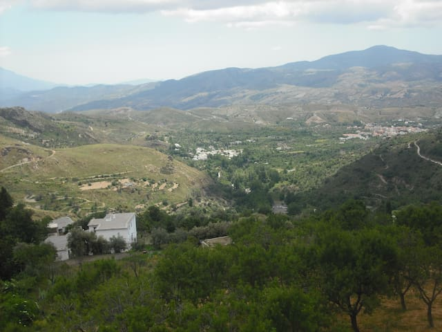 House with views in Southern Spain -  Alcutar - Talo