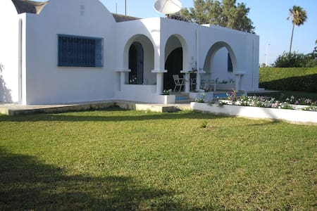 Grande villa  les deux oueds - Hammamet - Villa