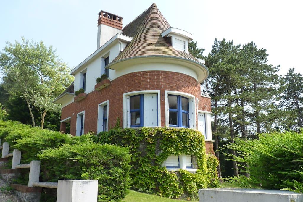 Vue Lisette Cottage