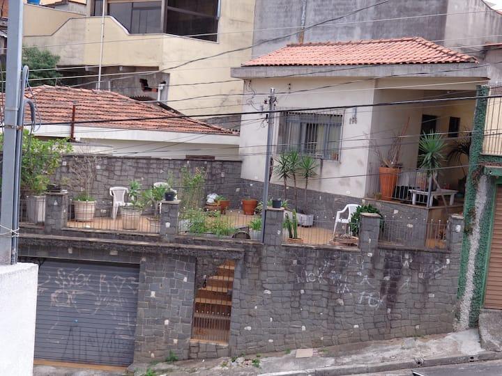 House typically ¨Paulistana ¨