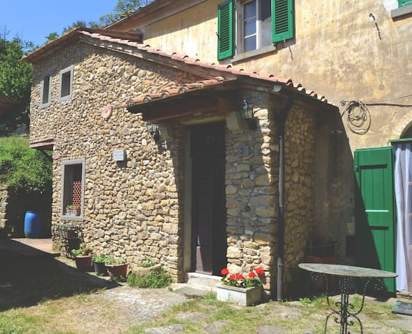 COTTAGE IN THE COUNTRY - VOLTERRA - Volterra - Maison