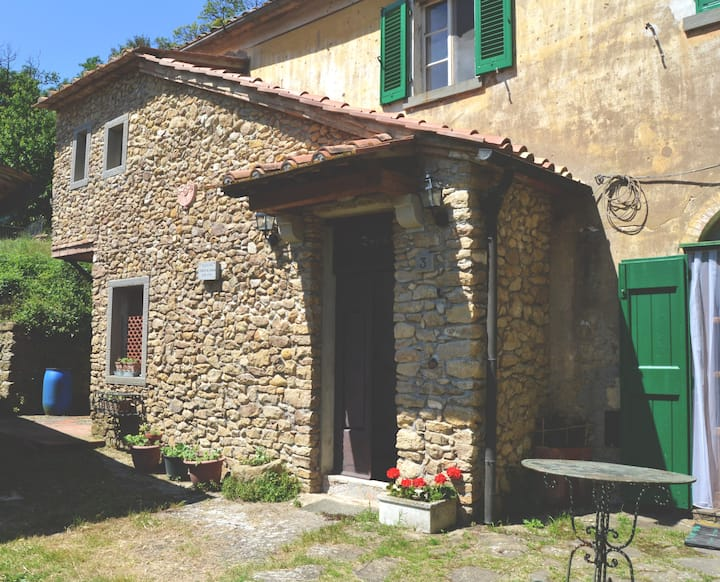 COTTAGE IN THE COUNTRY - VOLTERRA