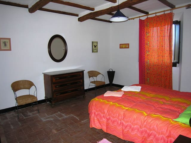 Apartment on the tuscan hills - Colle di Val d'elsa - Appartement