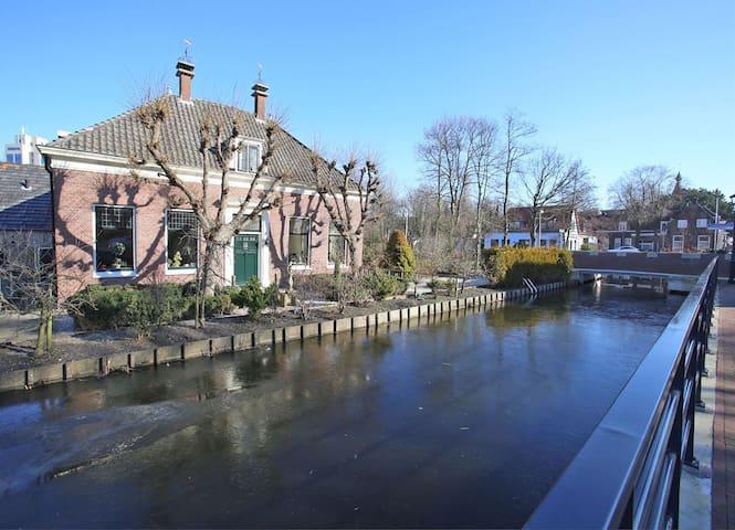 Authentieke woning in Oude Dorp van Zoetermeer