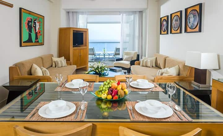 The Grand Mayan Suite at Acapulco  (1 BDR)