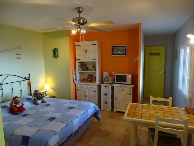 """La chambre """"Tribord"""""""
