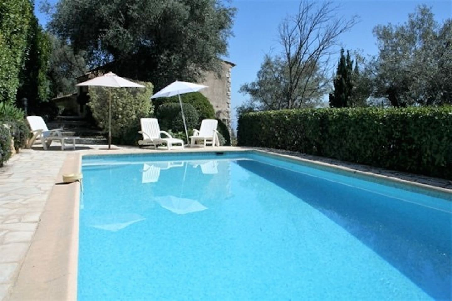 Villa with the private pool