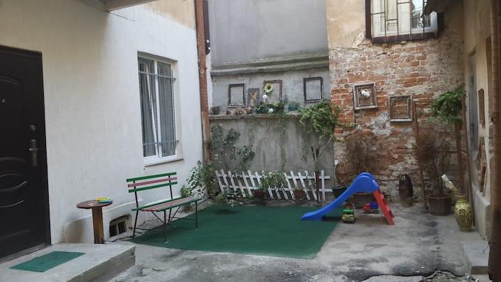 2 bedrooms near Rynok sq.