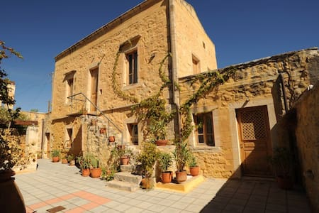 Cretan traditional villa - Chania