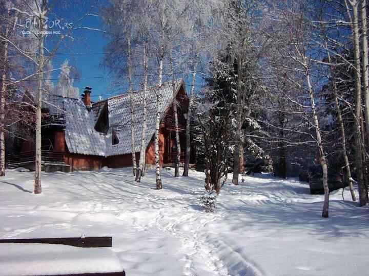 "Mountain house - ""Planinska kuca"""