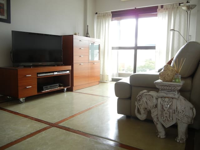 Luxury and big apt for 2 in BA - Lanús Oeste - Appartement