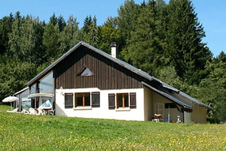 Room with double bed in quiet house in Vercors - Saint-Nizier-du-Moucherotte - Talo