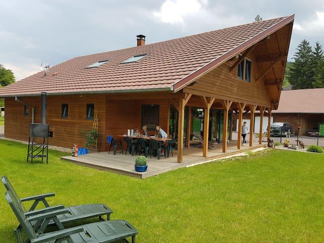 Maison 165m2 en Alsace