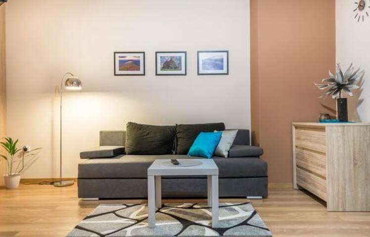 Apartament Wygodny Ustrzyki Dolne