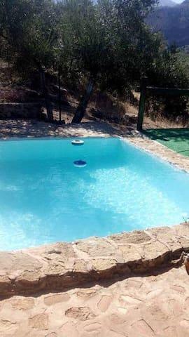 Villa with 5 bedrooms in Parque natural de Cazorla Segura y las villas, with private pool, enclosed garden and WiFi - 250 km from the beach