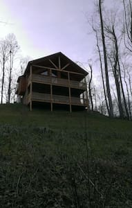 New mountainside luxury cabin - Stanardsville - Cabane