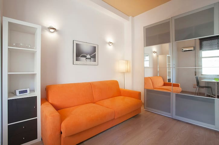 Studio apartment 50mt Ponte Vecchio - Florencja - Apartament