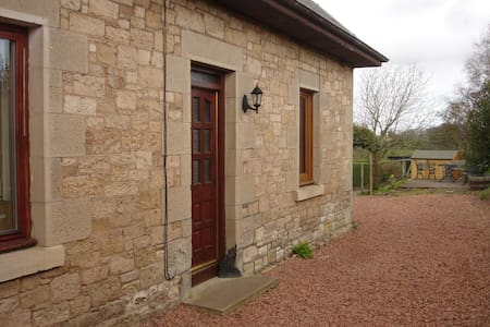 Private Db/room/en-st/kt in cottage - Jedburgh