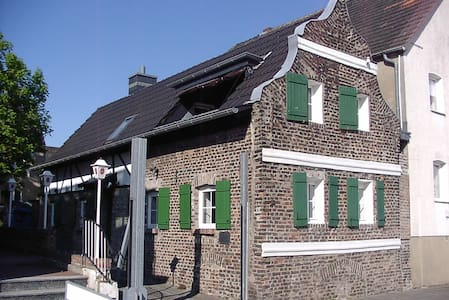 Rheinufer-Lodge am Yachthafen Lev.-Hitdorf - Leverkusen