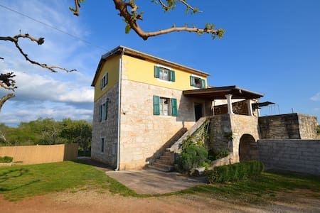 Lovely stone house near Poreč - Poreč