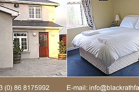 Blackrath Farmhouse Co Kildare - Ballymount Colbinstown - Bed & Breakfast