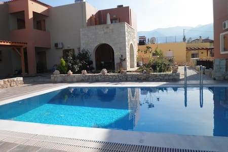 Villa Elia  - Νέο Χωριό