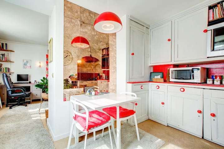 75005, Duplex Notre Dame-St Germain