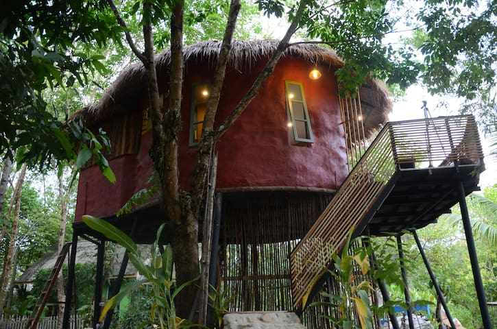 Eco-flying little house  - Ko Chang - Dom