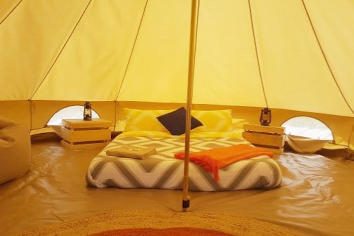 Unique Luxury Camping Tent 3 - Augusta - Namiot