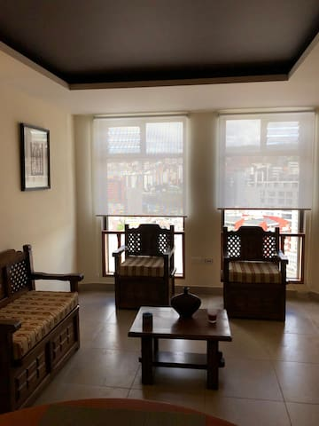 Suite con gran ubicación y vista increíble