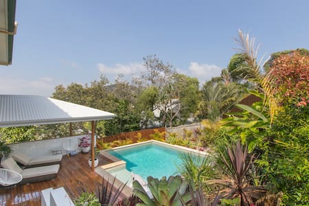 Tree Tops Beach Retreat - Yaroomba - 獨棟
