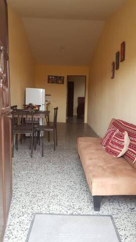Lindo apartamento en Antigua (El Manchen)