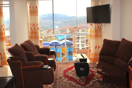 Beautiful and exclusive apartment in Cusco - Peru