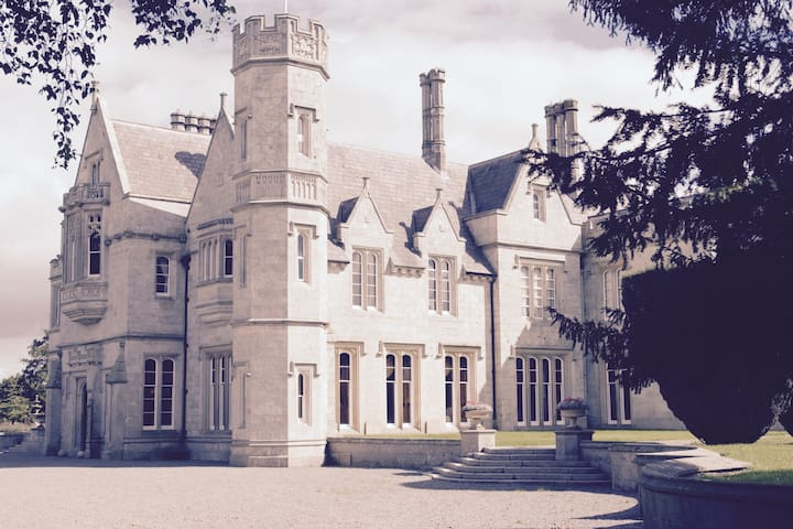 Unique 9 bed Gothic manor near Kilkenny - Muine Bheag