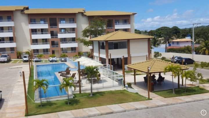 Dunas de Guarajuba Apartamento Lindo e Completo